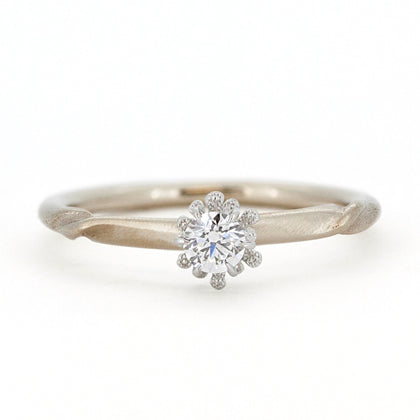 730D<br>ダイヤモンドリング<br>- Eternal Rose -<br>Diamond ring