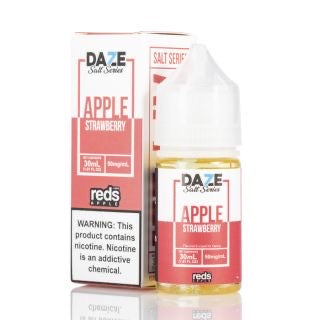 Daze E-Liquid Apple Strawberry 50mg