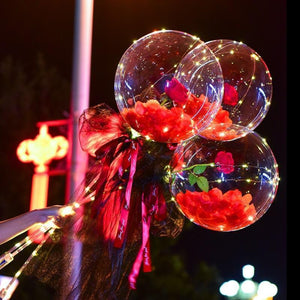 Rose Flower Balloon(Buy more save more)