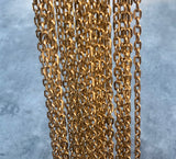 GOOD AS GOLD BOX MASK CHAIN