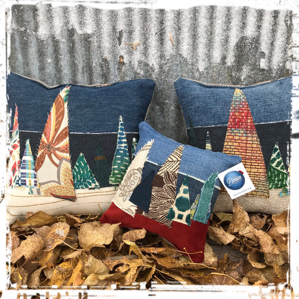 Pillows: Pine Tree