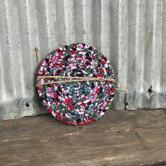 Fabric Coiled Coasters