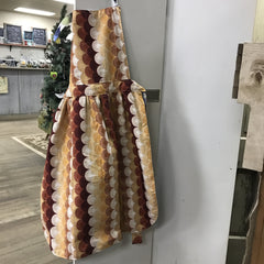 Apron: Sea Breeze -- Reversible Full Apron