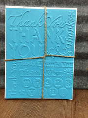 Cards: Thank You