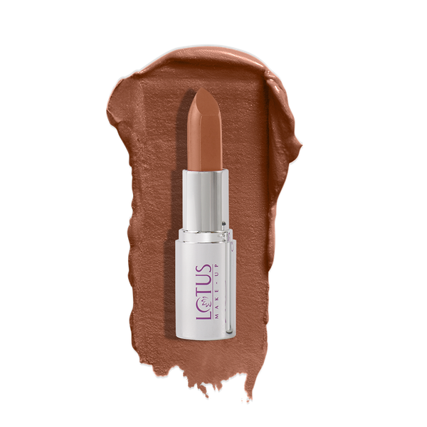 Ecostay Butter Matte Lip Color - Earthy Brown