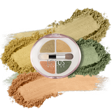 Ecostay Velvet Eye Shadow - Forestry