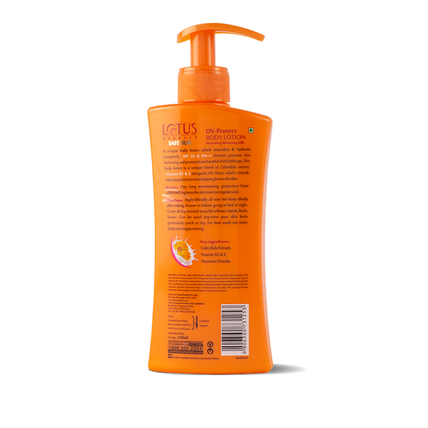 Safe Sun Anti-Tan Bodylotion SPF 25 PA+++