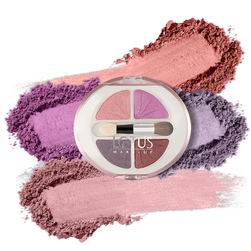 Ecostay Velvet Eye Shadow - Orchid Freshness