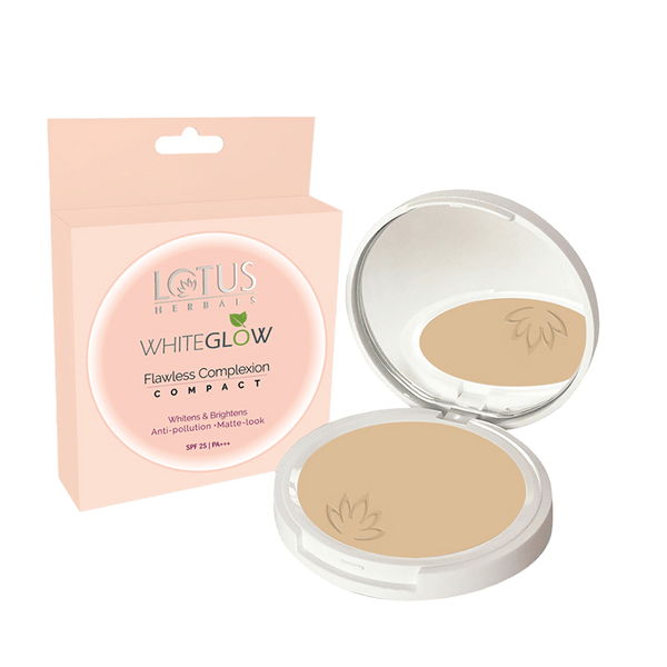 Flawless Complexion Compact Caramel WGC3 - Lotus Herbals