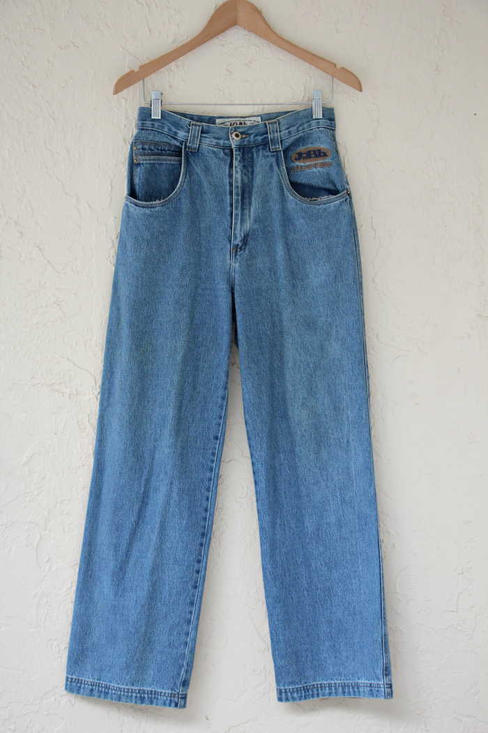 J.O.B.b Vintage Medium Wash Denim