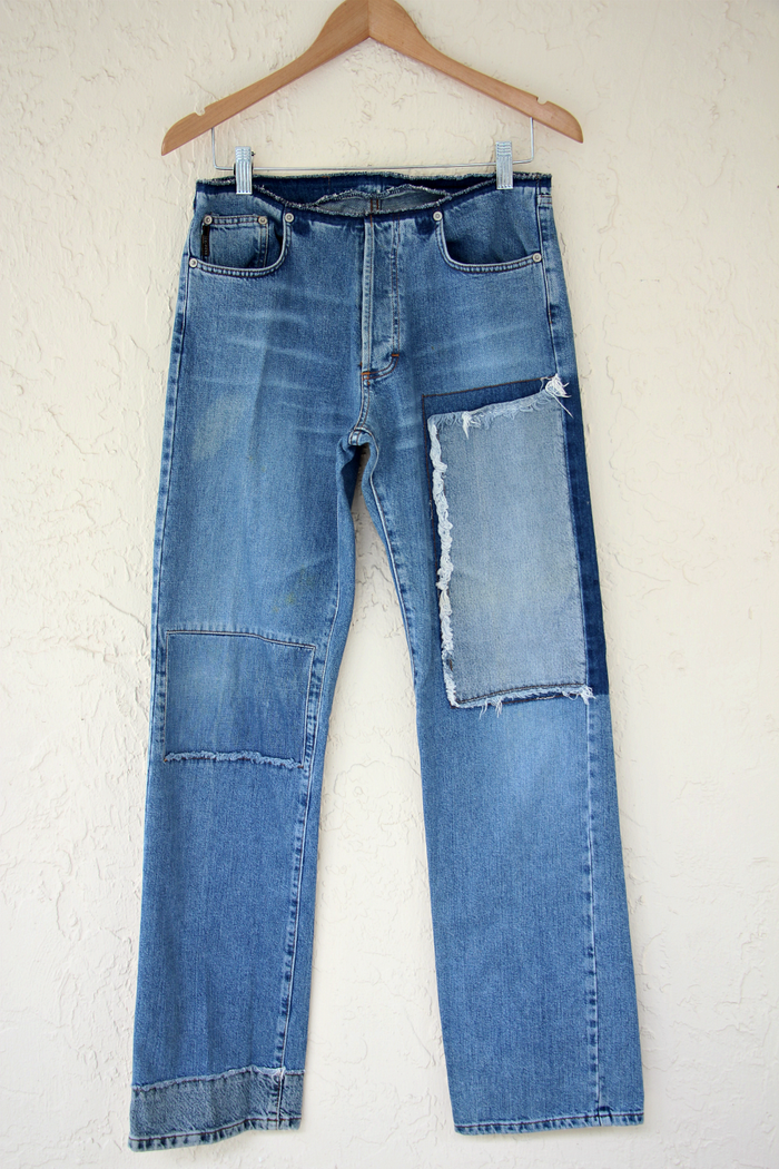 Neiman Marcus x Ice Jean Blue Denim
