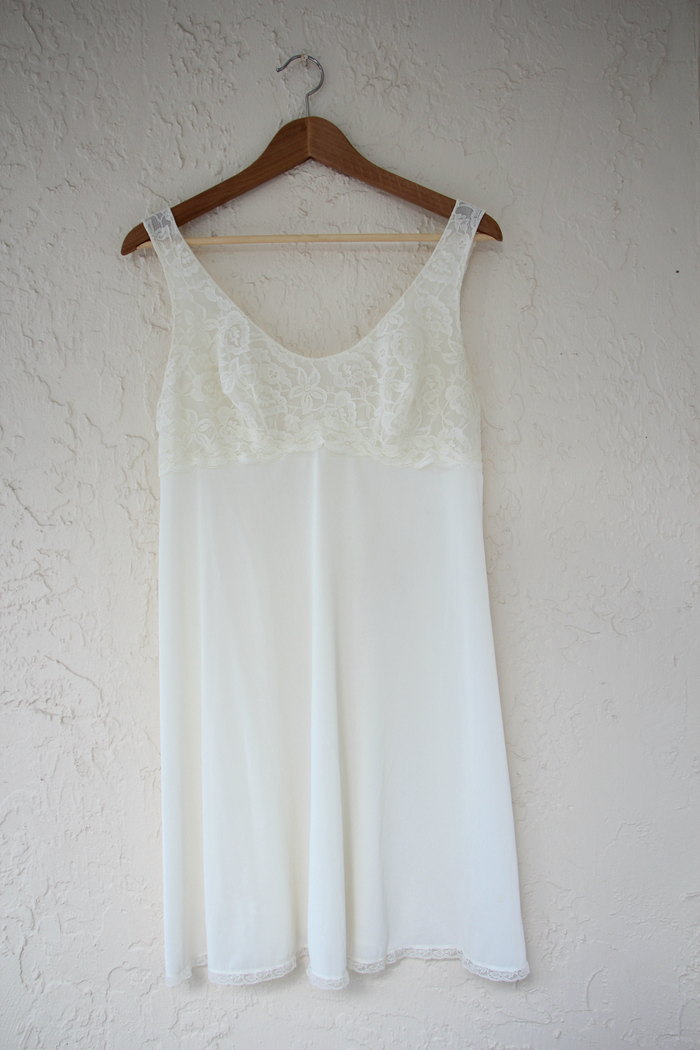 Vanity Fair Vintage Slip Dress