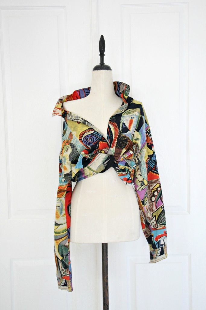 Kaktus Abstract Jacket