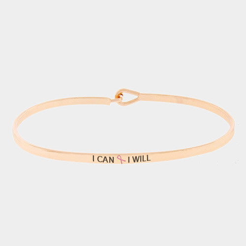 I Can + I Will