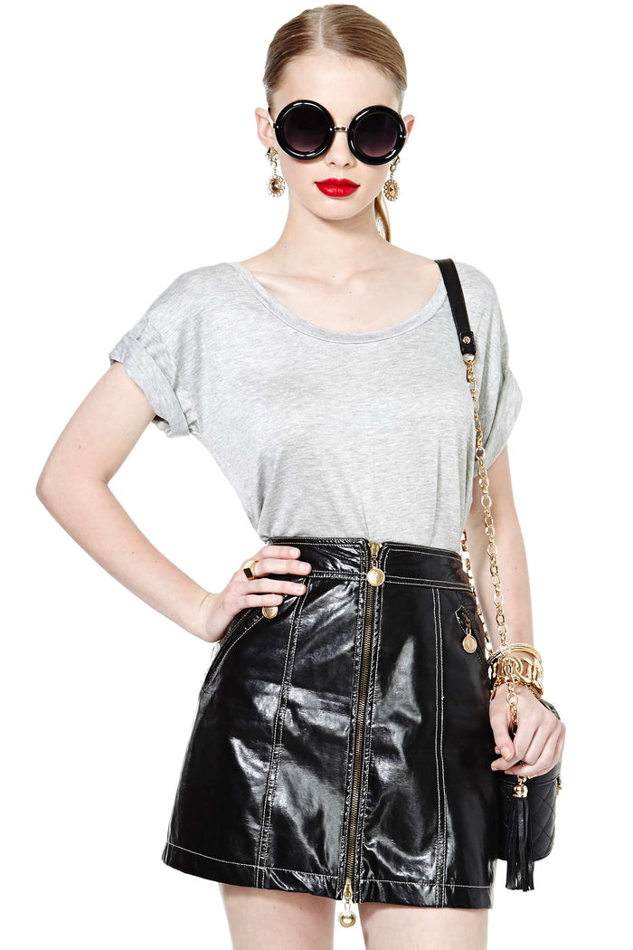 Moschino Jeans Vintage Mini Skirt