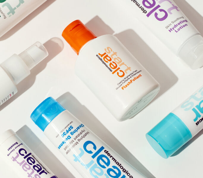 Clearstart products up close