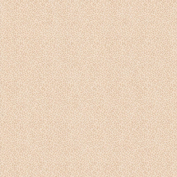 Brindille Beige Wallpaper