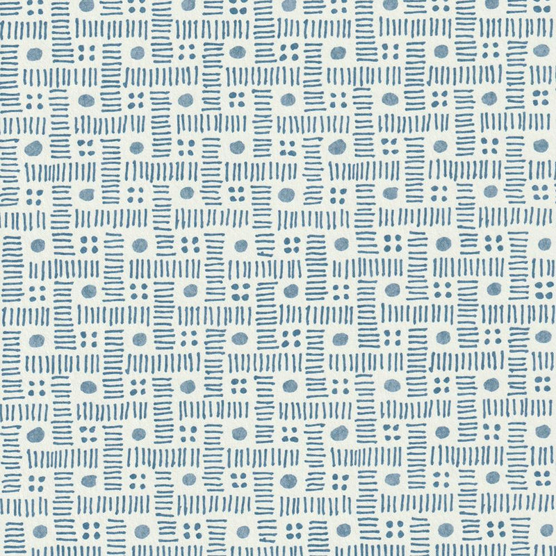 Komon Denim Wallpaper