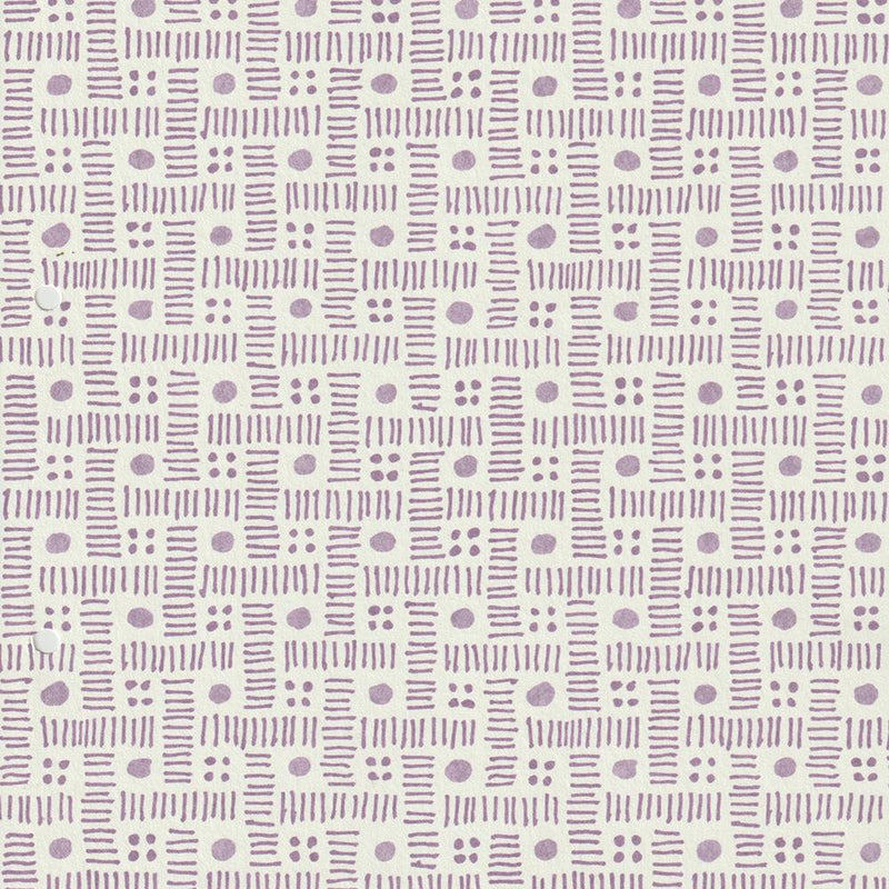 Komon Lilac Wallpaper