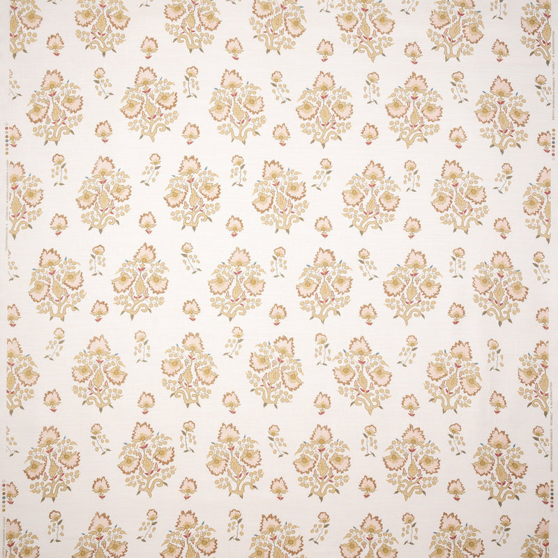 Penny-Morrison-Rumeli-Orange-Yellow-Turkish-Abstract-Motif-Traditional-Pale-Pastel