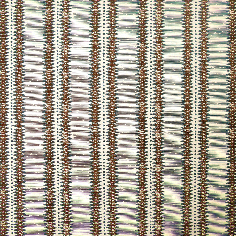Tribal Stripe Chocolate Wallpaper