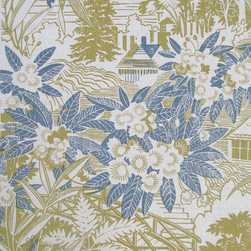 Webb's Wonder Chartreuse Wallpaper