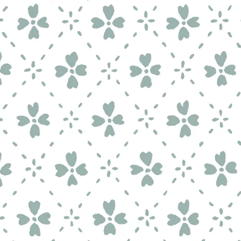 Paniola Inverted Seafoam Wallpaper