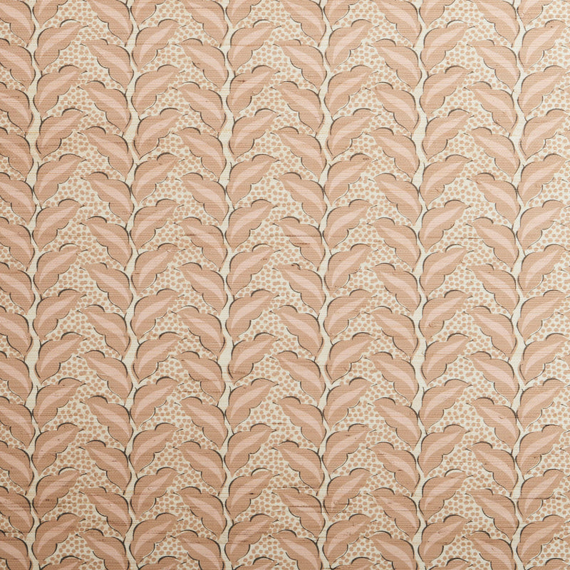 Cassis Grasscloth Camel/Natural Wallpaper