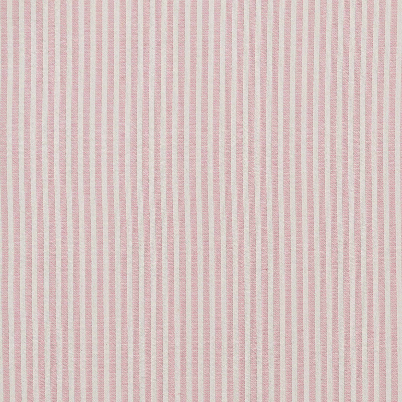 Harbour Stripe Rose Cotton