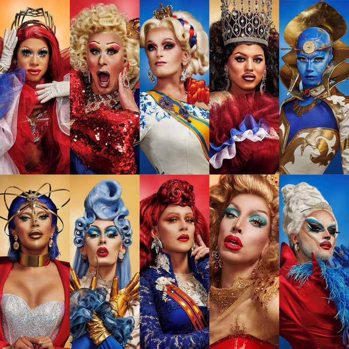 Meet The 10 Queens of Drag Race Holland's Season 1 Cast, at The Drag Room blog