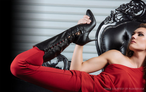 Where to buy Pleaser shoes in UK & Europe? | The Drag Room