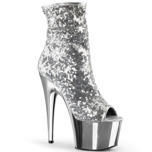 Pleaser ADO1008SQ/S/SCH Drag Platform Shoes by Pleaser, available at The Drag Room