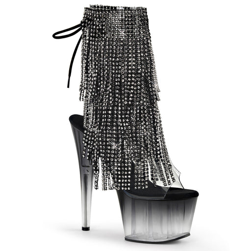 Pleaser ADO1017RSFT/C-B/M Drag Platform Shoes by Pleaser, available at The Drag Room