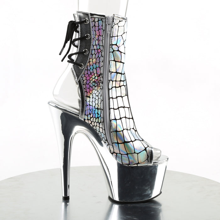 Pleaser ADO1018HG/SPU/SCH Drag Platform Shoes by Pleaser, available to buy at The Drag Room