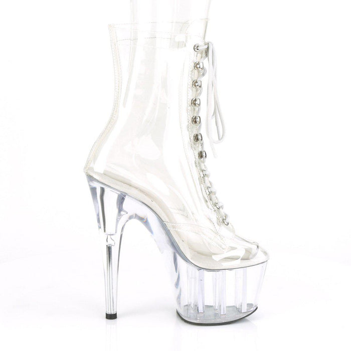 Pleaser ADO1020C/C/M Drag Platform Shoes by Pleaser, available to buy at The Drag Room