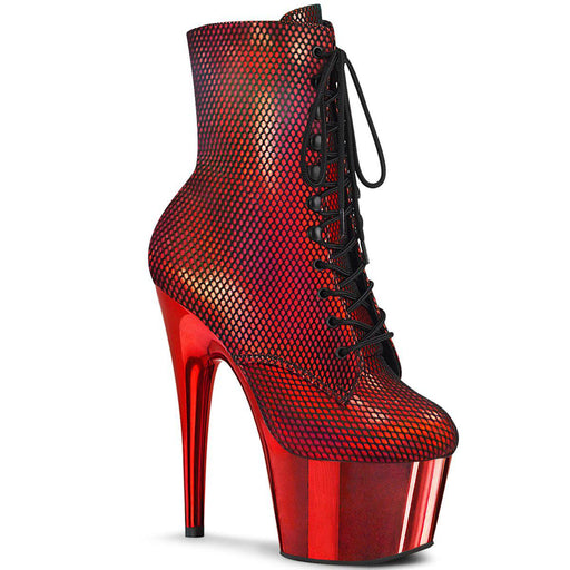 Pleaser ADO1020HFN/RHG/RCH Drag Platform Shoes by Pleaser, available to buy at The Drag Room