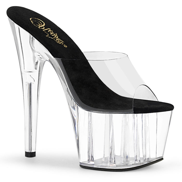 Pleaser ADO701/C-B/C Drag Platform Shoes by Pleaser, available to buy at The Drag Room