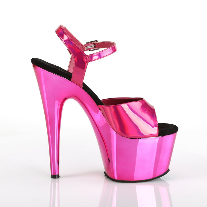 Pleaser ADO709HGCH/HPHG/HPCH Drag Platform Shoes by Pleaser, available to buy at The Drag Room