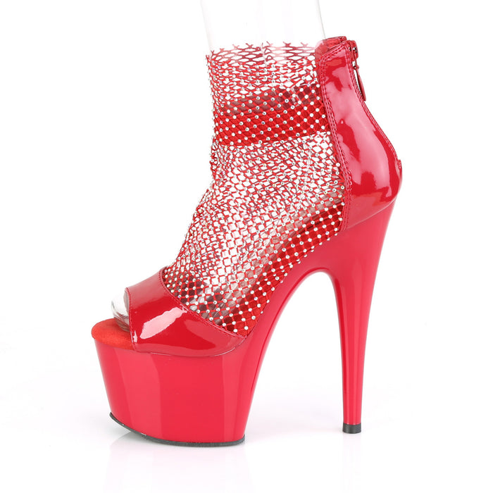 Pleaser ADO765RM/RPT-MS/M Drag Platform Shoes by Pleaser, available to buy at The Drag Room