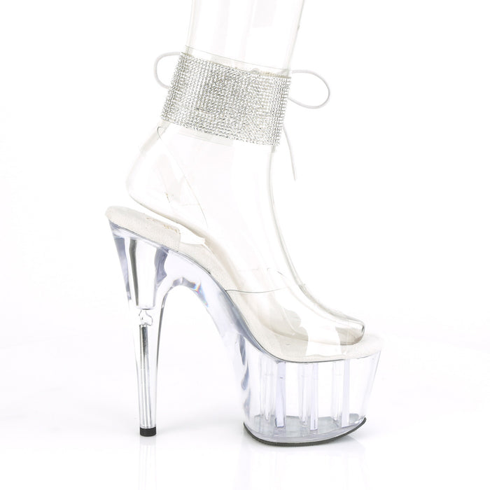 Pleaser ADO791-2RS/C/M Drag Platform Shoes by Pleaser, available to buy at The Drag Room
