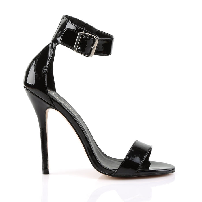 Pleaser AMU10/B Drag Footwear by Pleaser, available to buy at The Drag Room