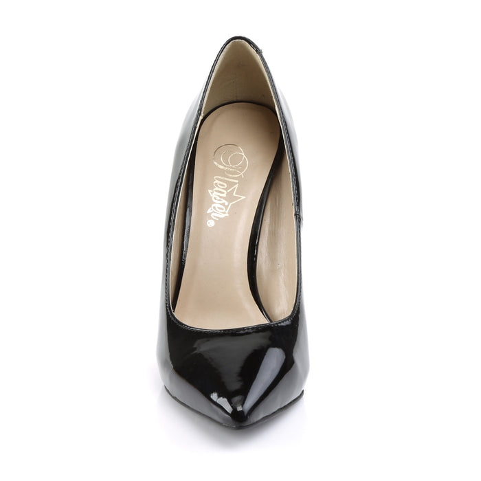 Pleaser AMU20/B Drag Footwear by Pleaser, available to buy at The Drag Room