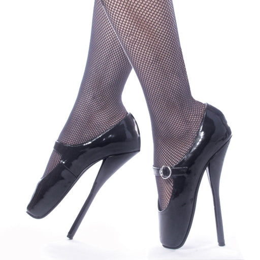 Devious BAL08/B Drag Footwear by Pleaser, available to buy at The Drag Room