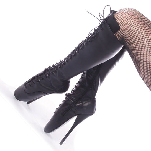 Devious BAL2020/B/LE Drag Footwear by Pleaser, available to buy at The Drag Room