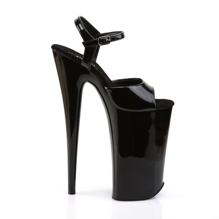 Pleaser BEY009/B/M Drag Platform Shoes by Pleaser, available to buy at The Drag Room