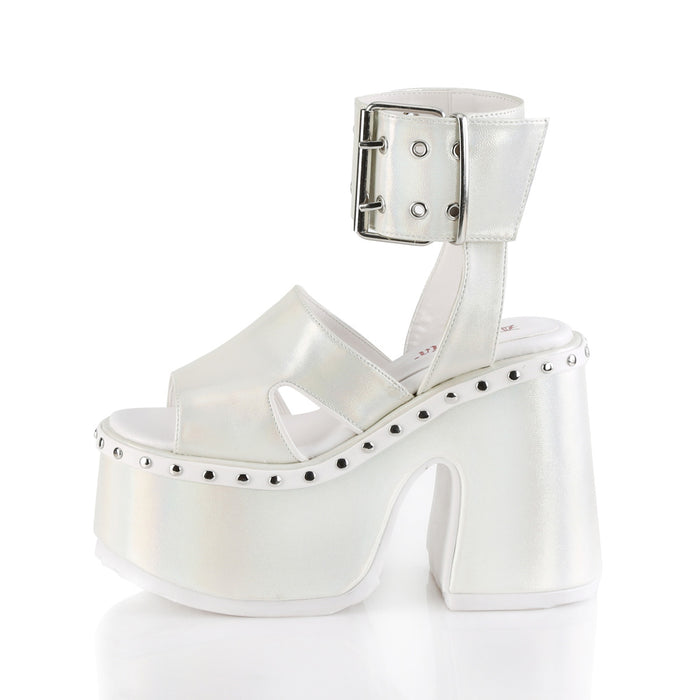 Demonia CAM102/WPLHG Drag Footwear by Pleaser, available to buy at The Drag Room