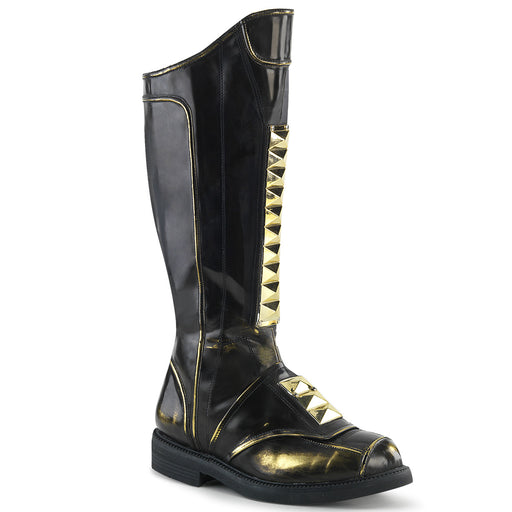 Funtasma CAP115/BPU Drag Boots by Pleaser, available at The Drag Room