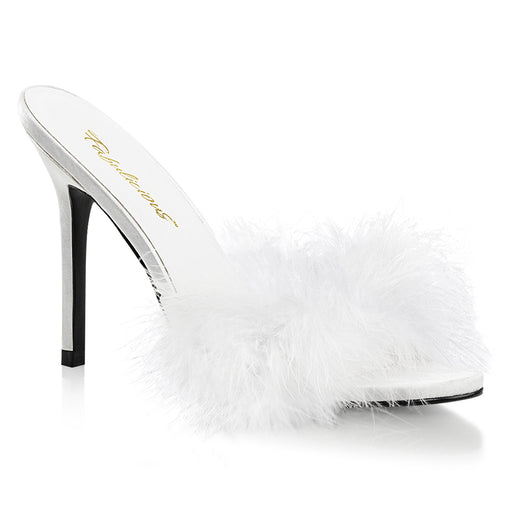Fabulicious CLAS01F/WPU-F Drag Shoes by Pleaser, available to buy at The Drag Room