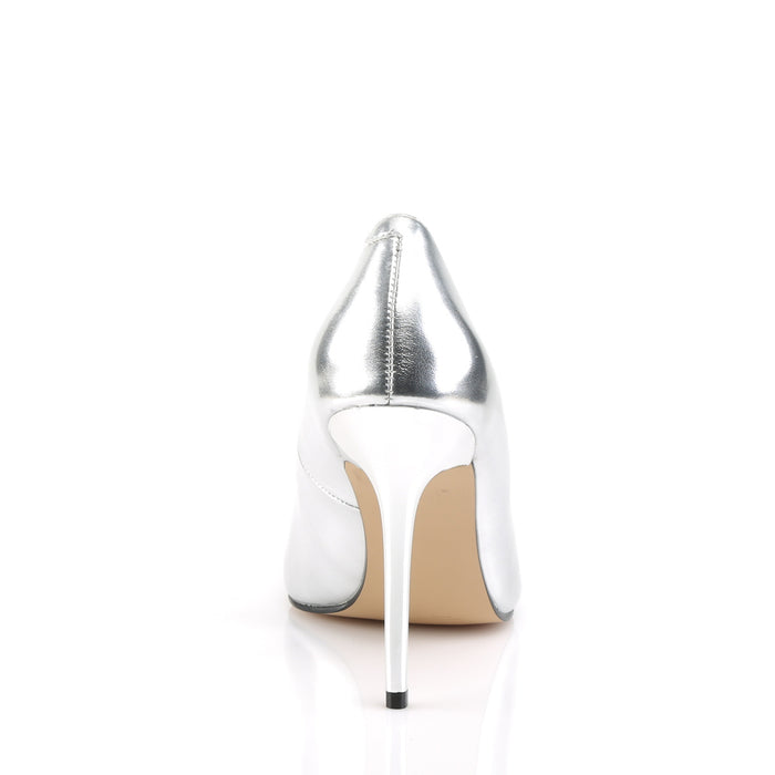 Pleaser CLAS20/SMPU Drag Footwear by Pleaser, available to buy at The Drag Room