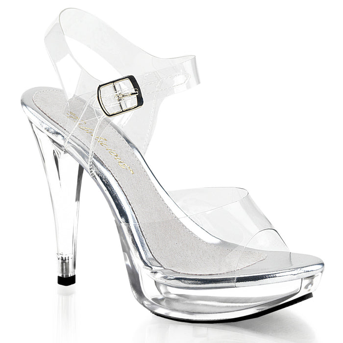 Fabulicious CTAIL508/C/M Drag Shoes by Pleaser, available to buy at The Drag Room